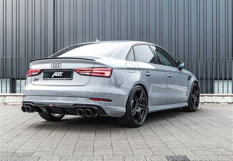 audi rs3 tuning abt audi rs 3 sedan tuning kit debuts with 500hp