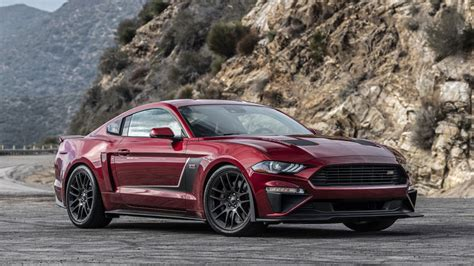 Roush Mustang Review by 2019 Roush Mustang Stage 3 Review Driving The 710 Hp
