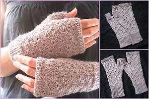 Modele De Tricotin Facile : tricoter des mitaines ~ Melissatoandfro.com Idées de Décoration