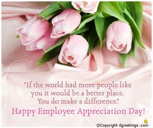 Thank You Employee Appreciation Day Quotes