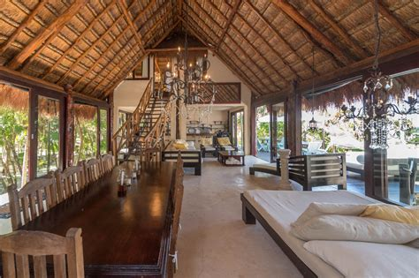 tulum mexico beach riviera maya villa rentals