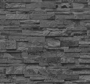 Vinyltapete Vliestapete Unterschied : vliestapete stein 3d optik schwarz grau mauer p s 02363 40 ~ Eleganceandgraceweddings.com Haus und Dekorationen