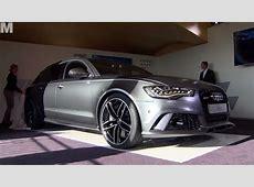 NEU Audi RS 6 Avant 2013 YouTube