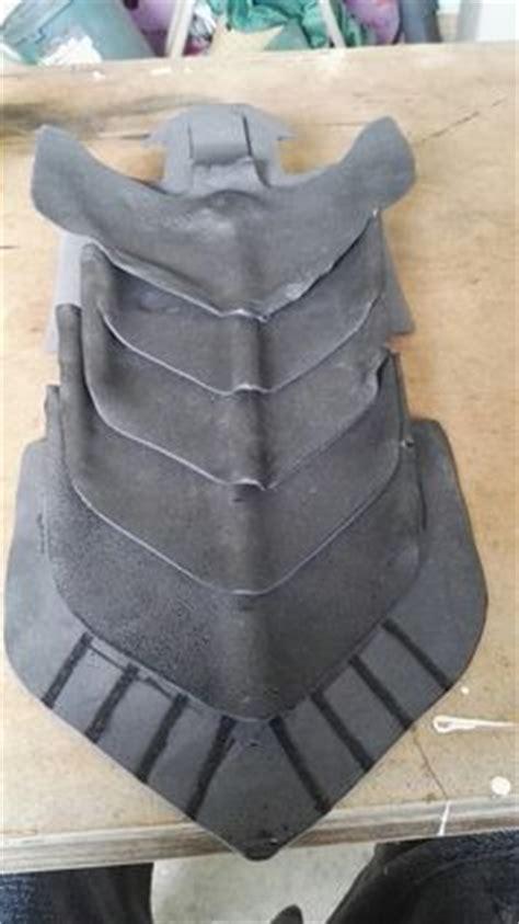 Thigh Armor Template templates on foam predator thigh armour druids arts