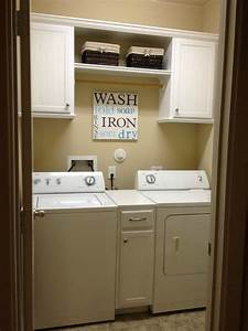 Walls, Under, Construction, Laundry, Room, Makeover