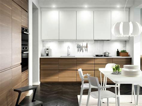 inspiration cuisine ikea cuisine contemporaine au design minimaliste ikea