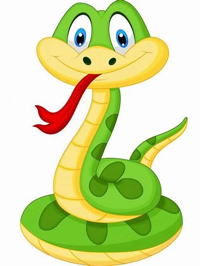 Snake Cartoon Vector Premium Freepik