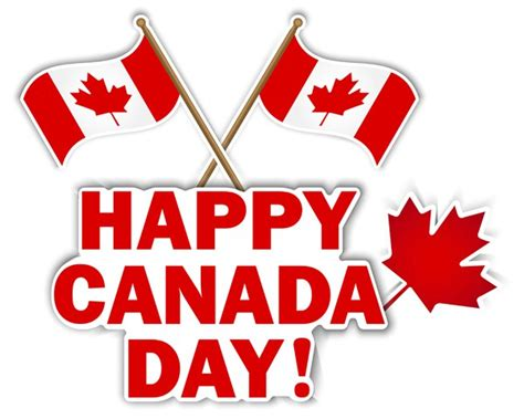 Happy July Canada Day Greetings Images French