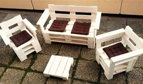 Wooden Pallet Patio Furniture Plans by Outdoor Furniture Pallet Projects Pallet Ideas Recycled