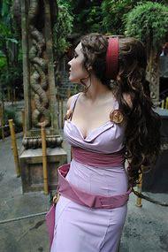 Meg From Hercules Halloween Costume