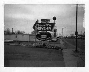 Everett's Drive-In - Ann Arbor - LocalWiki