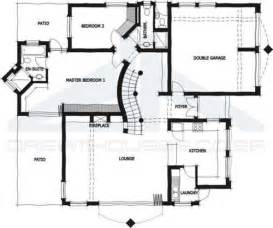 Simple Colonial House Floor Plans Ideas by Colonial House Plans