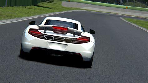 Mclaren Mp4 12c Vs 458 by Assetto Corsa 458 Vs Mclaren Mp4 12c Review