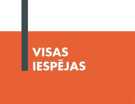 VISAS IESPĒJAS - Magnetic Latvia Biznesa inkubatori