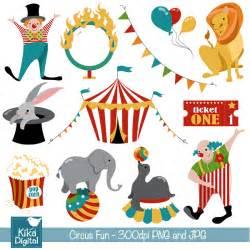 Circus Animal Clip Art Free