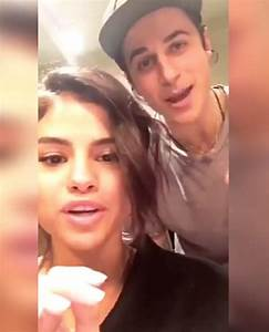 Selena Gomez Reunites With David Henrie in First Instagram ...