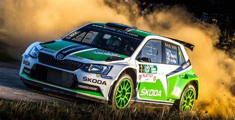 skoda fabia r5 start new škoda fabia r5 wins on its rally debut škoda storyboard