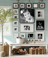 picture frame collage ideas Photo Collage Ideas for Unique Room Decorations - Traba Homes