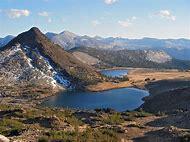 Gaylor Lakes Yosemite