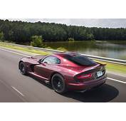 Final Run Of Dodge Vipers Scooped Up By One Dealership