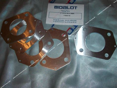 pot bidalot mbk 51 cylinder gasket 216 39mm bidalot for kit 50cc g1 rr or other models mbk 51 motobecane av10 and
