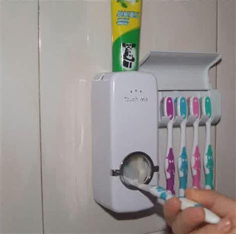 jual dispenser odol dan tempat sikat gigi di lapak tokoku