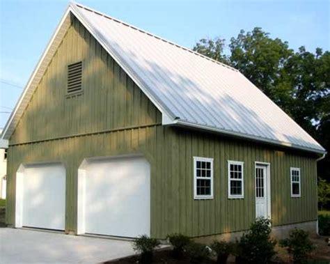 Garages By Martin's Construction Of Mifflinburg, Llc
