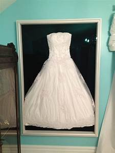 wedding dress picture frame With companies that frame wedding dresses