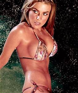 Bikini Celebrities: Carmen Electra