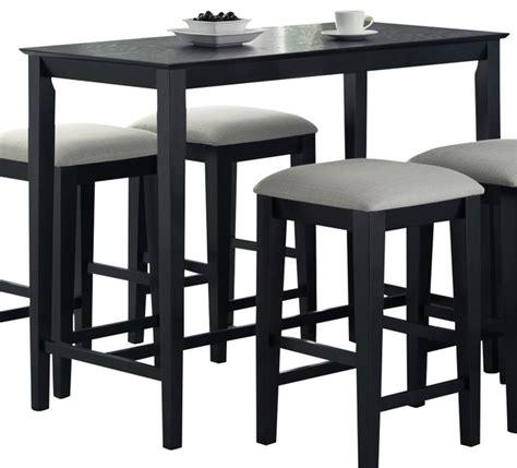 rectangular bar height table tall dining table astounding design tall dining room