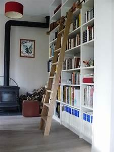 Echelle Etagere Ikea : meuble avec echelle free lit mihaut avec chelle with meuble avec echelle best les chelles de ~ Teatrodelosmanantiales.com Idées de Décoration