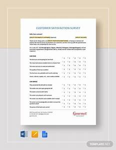 FREE 10+ Sample Customer Satisfaction Survey Templates in ...