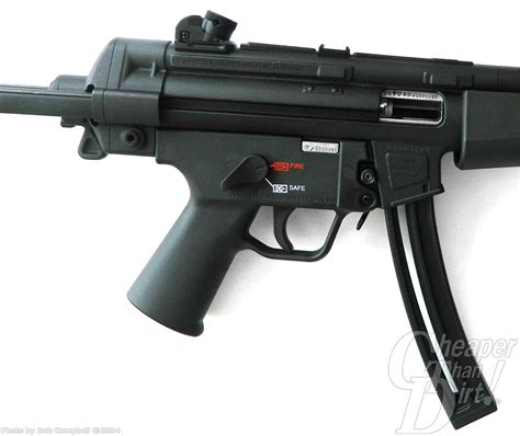 walther  hk mp   long rifle