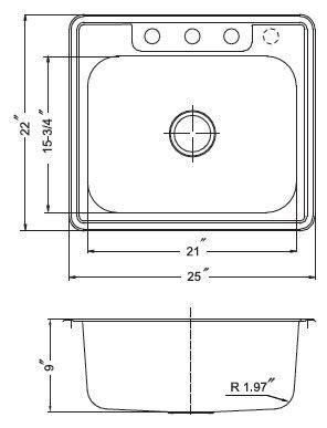Small Kitchen Sink Dimensions kitchen sink sizes besto