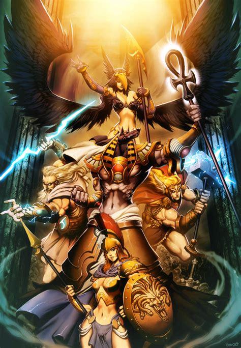 myth pantheons 167607 zerochan