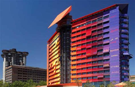 Hotel Puerta America Madrid Photos, Architects Earchitect