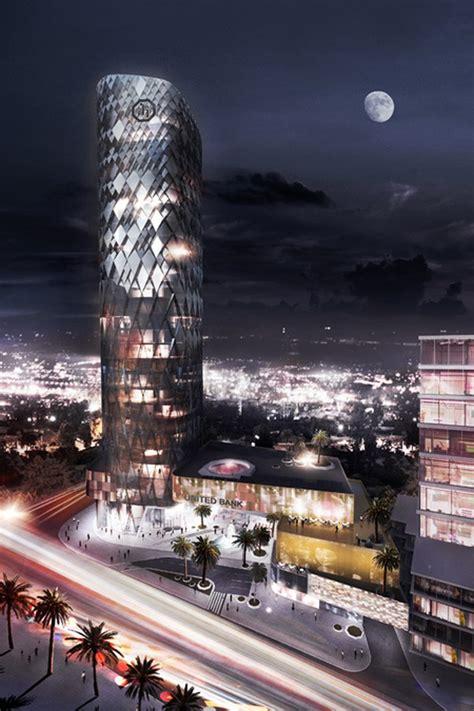 united bank  addis ababa ethiopa building  architect
