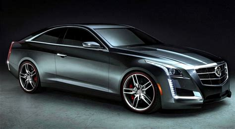 Cadillac Ct2 Could Be The New Compact Coupe In Model Line