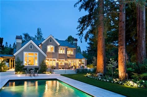 charming  million home  atherton ca homes