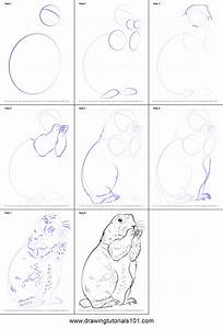 How to Draw a Prairie Dog printable step by step drawing ...