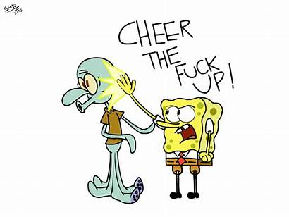 Squidward Spongebob Patrick Squarepants Star Dab Deviantart