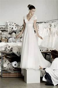 Robe Mariage Dentelle : robe de mari e dentelle d collet 30 robes de mari e en ~ Mglfilm.com Idées de Décoration