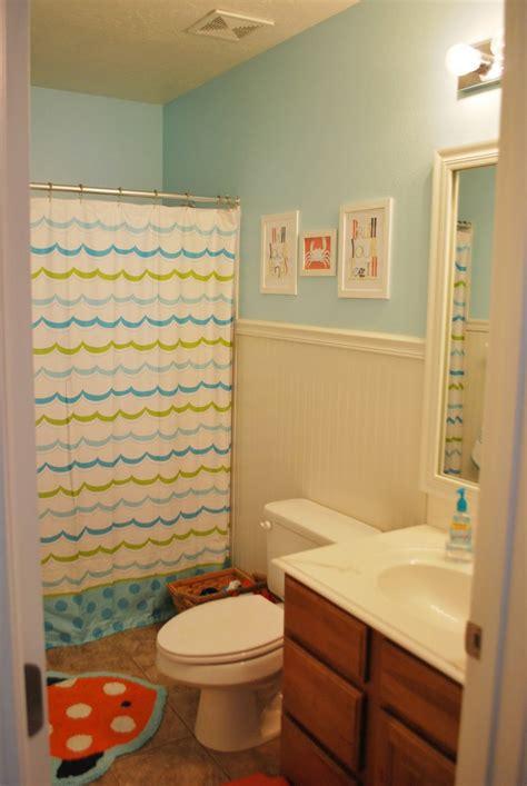 childrens bathroom ideas bright bathroom reveal kid bathrooms and