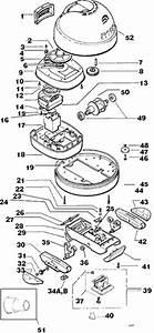34 Hayward Pool Vac Parts Diagram