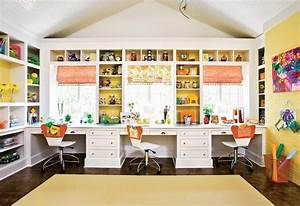 create a homework station for your child mohawk With what kind of paint to use on kitchen cabinets for children s books wall art