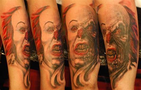 20 Creeptastic Horror Movie Tattoos