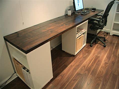 long wooden computer desk long wooden desk make your own handwriting worksheets diy
