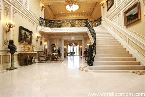 hillcrest mansion world locations