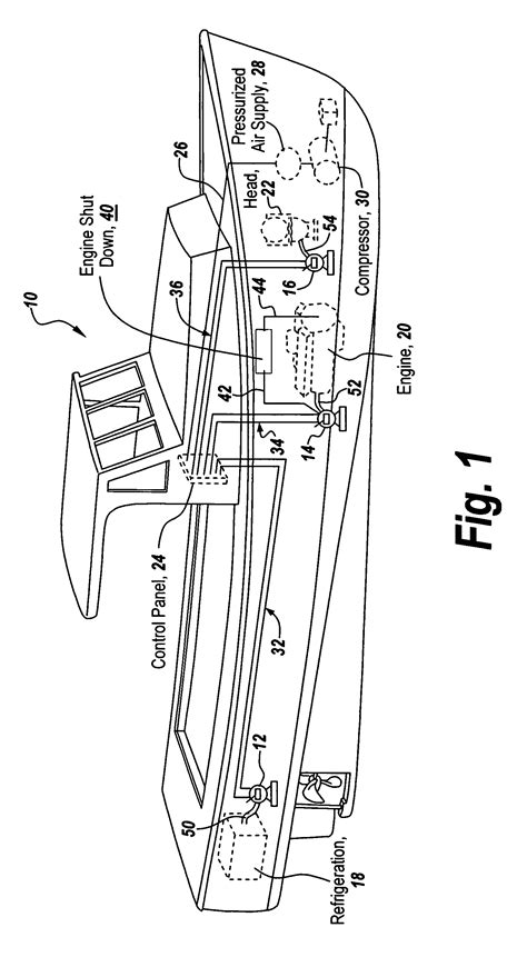Patent US8622010 - Seacock closing system - Google Patents