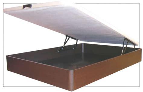 canap 233 135x190 abatible de madera con base tapizada